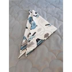 Dreieckstuch Panda Pilot